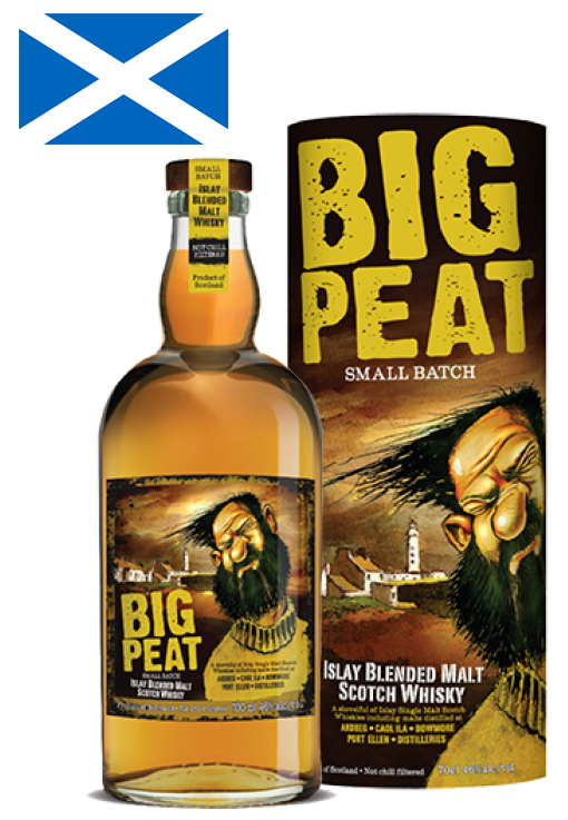 Whisky Big Peat