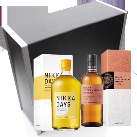 Coffret Best Sellers Nikka - Coffey Grain, Nikka Days