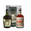 Coffret Rhums Don Papa - Diplomatico