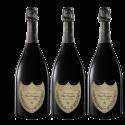 Lot 3 Champagnes Dom Pérignon Vintage 2008 75cl