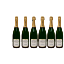 Lot 6 Champagnes Pierson Cuvelier Grand Cru Cuvée Tradition Brut 75cl