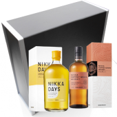 Coffret Best Sellers Nikka - Coffey Grain, Nikka Days