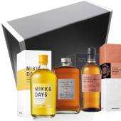 Coffret Best Sellers Nikka - From the Barrel, Coffey Grain, Nikka Days