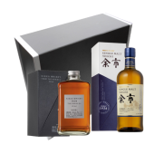 Coffret Whiskys japonais best sellers - Nikka From the Barrel & Yoïchi Single Malt.