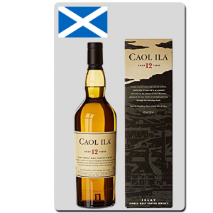 Whisky Caol Ila – 12 ans – Single Malt