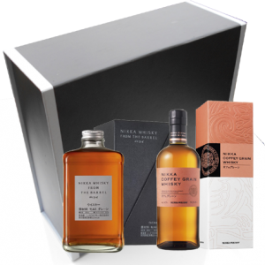 Coffret Best Sellers Nikka - From The Barrel, Coffey Grain