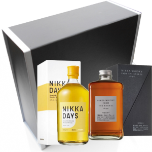 Coffret Best Sellers Nikka - From The Barrel, Nikka Days