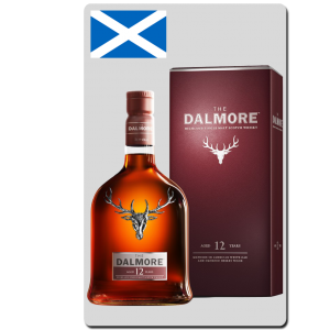 The Dalmore Whisky 12 ans