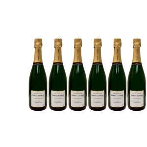 Lot 6 Champagnes Pierson Cuvelier Cuvée Tradition Brut 75cl