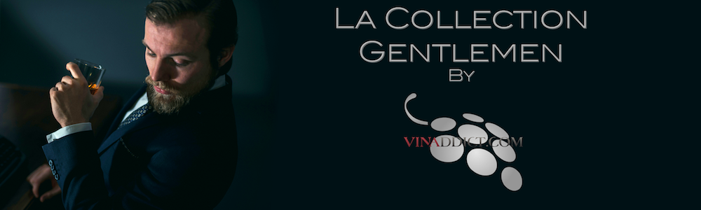La Collection Gentlemen by Vinaddict et Un Jour Un Homme
