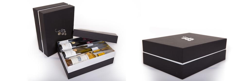 Coffrets Luxe, haut de gamme et particulièrement valorisants